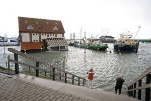 Hoogwater Haven Oudeschild