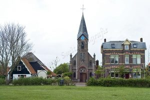 Johannes de Doper kerk, Oudeschild