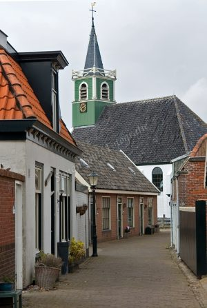 Kerksteeg Oudeschild