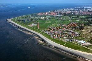 Luchtfoto Den Helder
